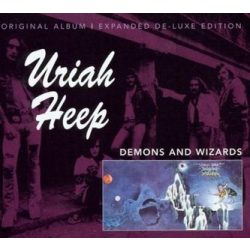 URIAH HEEP - Demons And Wizards /bonus tracks/ CD