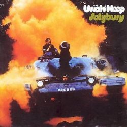 URIAH HEEP - Salisbury /bonus tracks/ CD