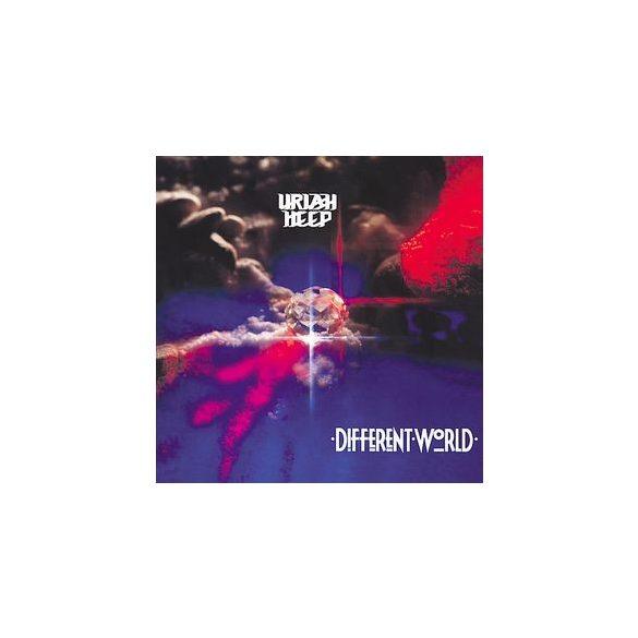 URIAH HEEP - Different World /bonus tracks/ CD
