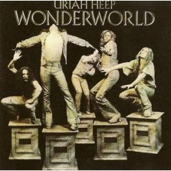 URIAH HEEP - Wonderworld /bonus tracks/ CD