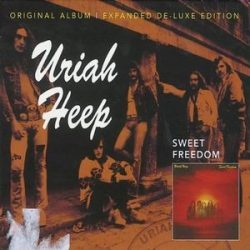URIAH HEEP - Sweet Freedom /bonus tracks/ CD