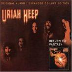 URIAH HEEP - Return Of Fantasy /bonus tracks/ CD