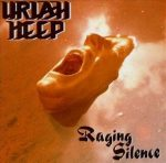 URIAH HEEP - Raging Silence /bonus tracks/ CD