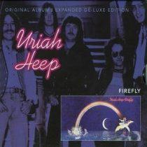 URIAH HEEP - Firefly /bonus tracks/ CD