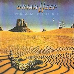 URIAH HEEP - Head First /bonus tracks/ CD