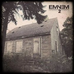EMINEM - The Marshall Mathers LP 2. CD