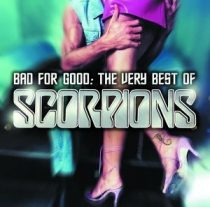 SCORPIONS - Bad For Good Very Best CD