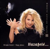 HORGAS ESZTER - Hazafelé CD