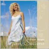 HORGAS ESZTER - Four Seasons CD