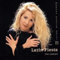 HORGAS ESZTER - Latin Fiesta CD