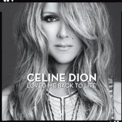 CELINE DION - Loved Me Back To Life CD