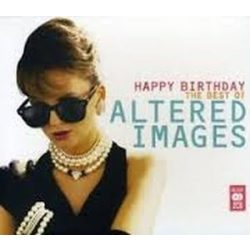ALTERED IMAGES - Happy Birthday Very Best Of / 2cd / CD
