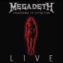MEGADETH - Countdown To Extincion Live /cd+dvd/ CD