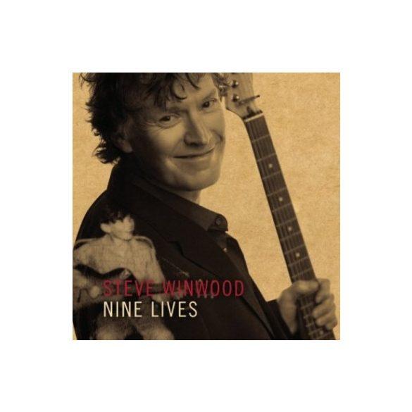 STEVIE WINWOOD - Nine Lives /cd+dvd/ CD