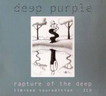 DEEP PURPLE - Rapture Of The Deep /tour edition 2cd/ CD