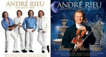 ANDRE RIEU - Celebrates Abba - Music Of The Night / 2cd / CD