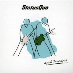STATUS QUO - Quid Pro Quo CD