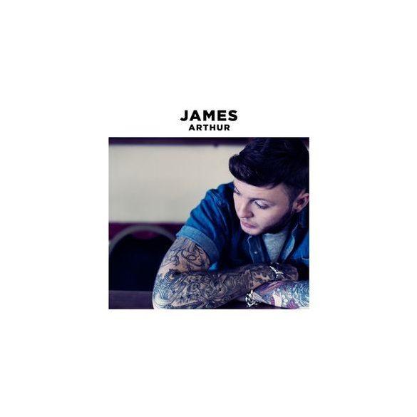 JAMES ARTHUR - James Arthur CD