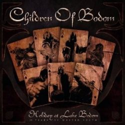CHILDREN OF BODOM - Holiday At Lake Bodom /cd+dvd/ CD