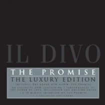 IL DIVO - The Promise / The Luxury Edition cd+dvd/ CD