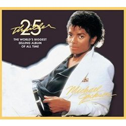 MICHAEL JACKSON - Thriller /25th Anniversary Edition cd+dvd/ CD