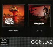 GORILLAZ - 2in1 Plastic Beach + The Fall / 2cd / CD