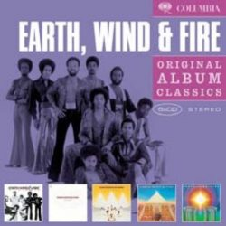 EARTH WIND & FIRE - Original Album Classics /5cd/ CD