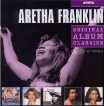 ARETHA FRANKLIN - Original Album Classics /5cd/ CD