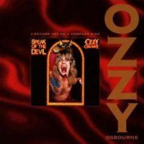 OZZY OSBOURNE - Speak Of The Devil CD