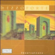 MEZZOFORTE - Observations CD