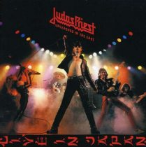 JUDAS PRIEST - Unleashed In The East CD
