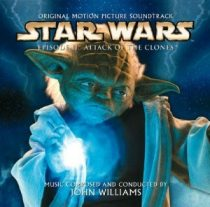 FILMZENE - Star Wars Episode II Attack Of Clones /yoda/ CD