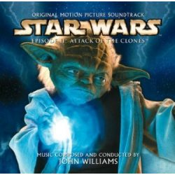 FILMZENE - Star Wars Episode II Attack Of Clones /yoda/ CD