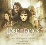 FILMZENE - Lord Of The Rings The Fellowship Of The Ring CD
