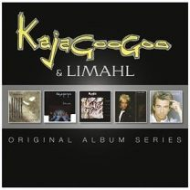 KAJAGOOGOO - Original Album Series /5cd/ CD