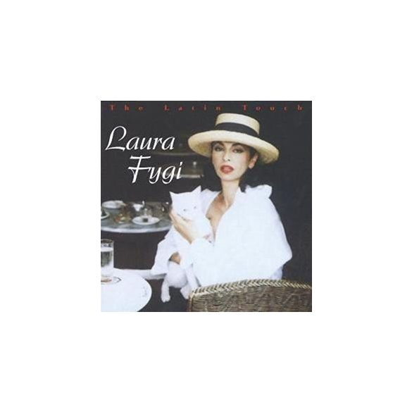 LAURA FYGI - Laltin Touch CD