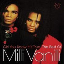 MILLI VANILLI - Girl You Know It's True CD