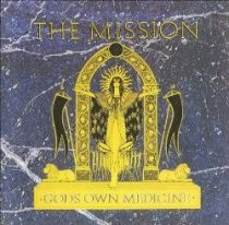 MISSION - Gods Own Medicine CD