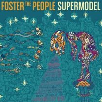 FOSTER THE PEOPLE - Supermodel CD