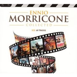 ENNIO MORRICONE - Collected / 3cd / CD