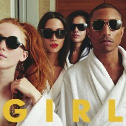 PHARELL WILLIAMS - Girl CD