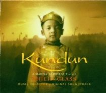 FILMZENE - Kundun / Phillip Glass / CD