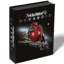 TOKIO HOTEL - Humanoid Fan Pack német /cd+dvd/ CD