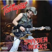 TED NUGENT - Sweden Rocks CD