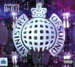VÁLOGATÁS - Anthems R&B II. / 2cd / CD