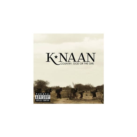 K'NAAN - Country, God Or The Girl /deluxe/ CD