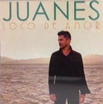 JUANES - Loco De Amor CD