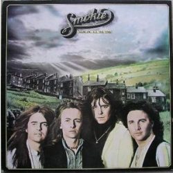 SMOKIE - Changing All The Time CD