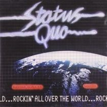 STATUS QUO - Rockin' All Over The World / +1 bonus track / CD