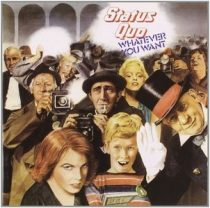 STATUS QUO - Whatewer You Want CD